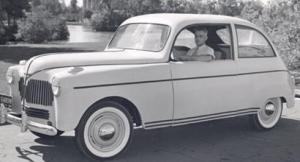 http://en.wikipedia.org/wiki/File:Soybean_Car_1941.jpg